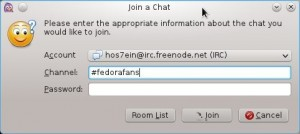 pidgin-accounts-irc-chat
