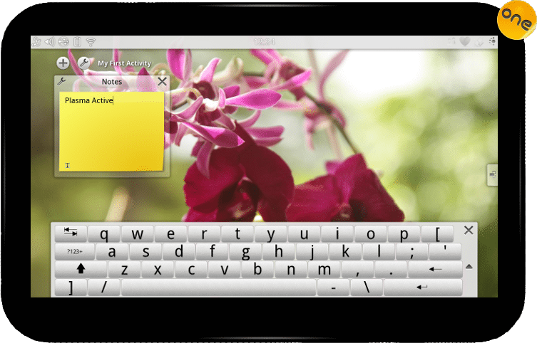 On-Screen Keyboard – fedorafans.com