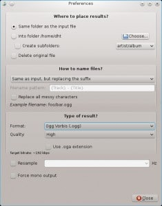 soundconverter-preferences