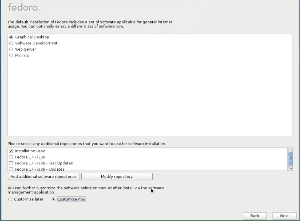 20-customize install-fedorafans.com