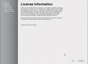License Information