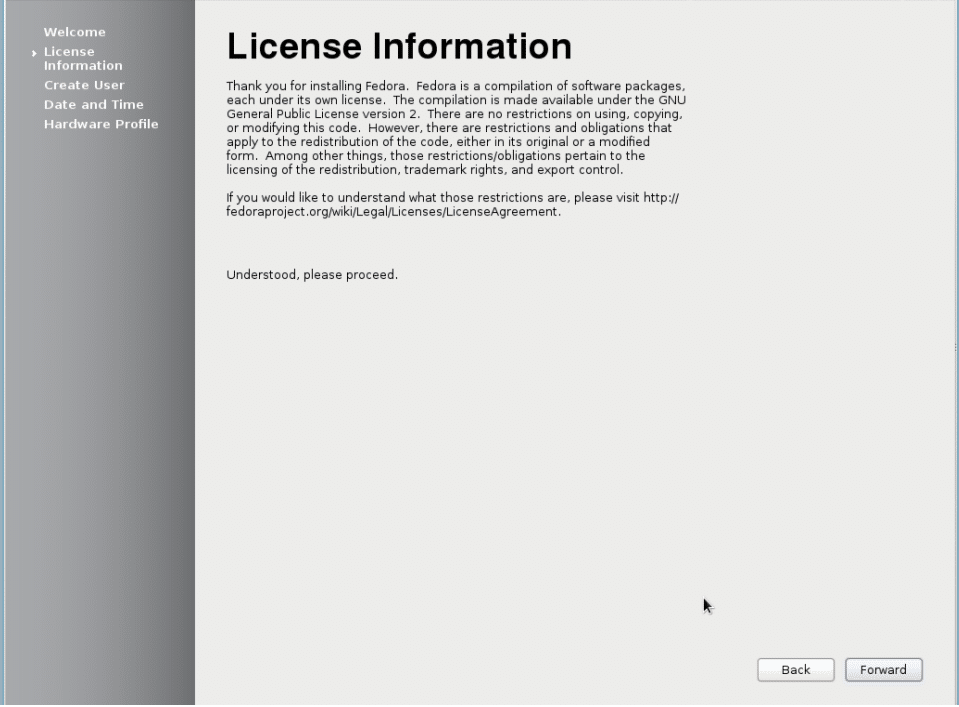 32-License Information-fedorafans.com