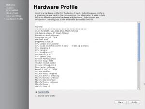 Hardware Profil
