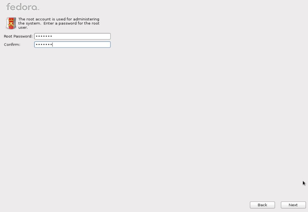 9-root password-fedorafans.com