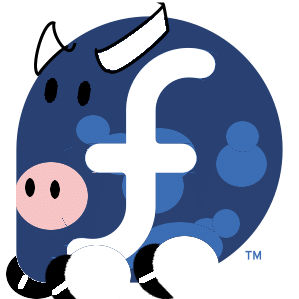 fedora 18 Spherial Cow