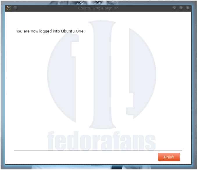 UbuntuOne 3- fedorafans.com