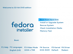 fedora-18-alpha-Anaconda-installer