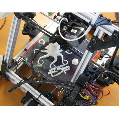 LulzBot AO-100 3D Printer – fedorafans.com