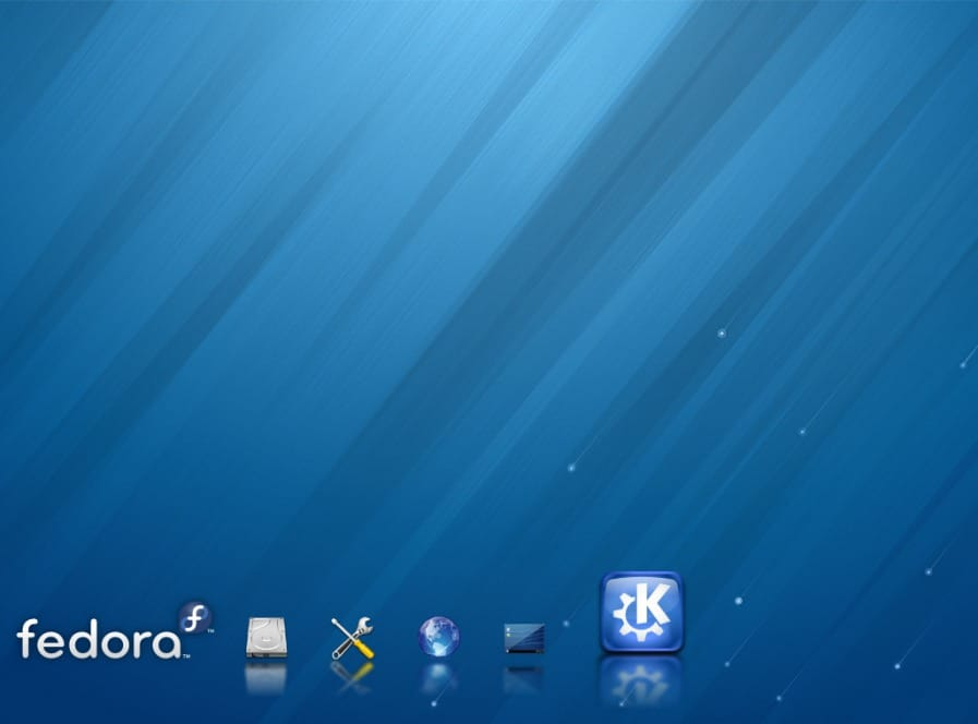 26-Splash Screen kde-fedorafans.com