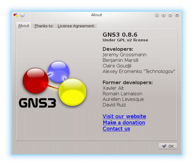 about gns3-fedorafans.com