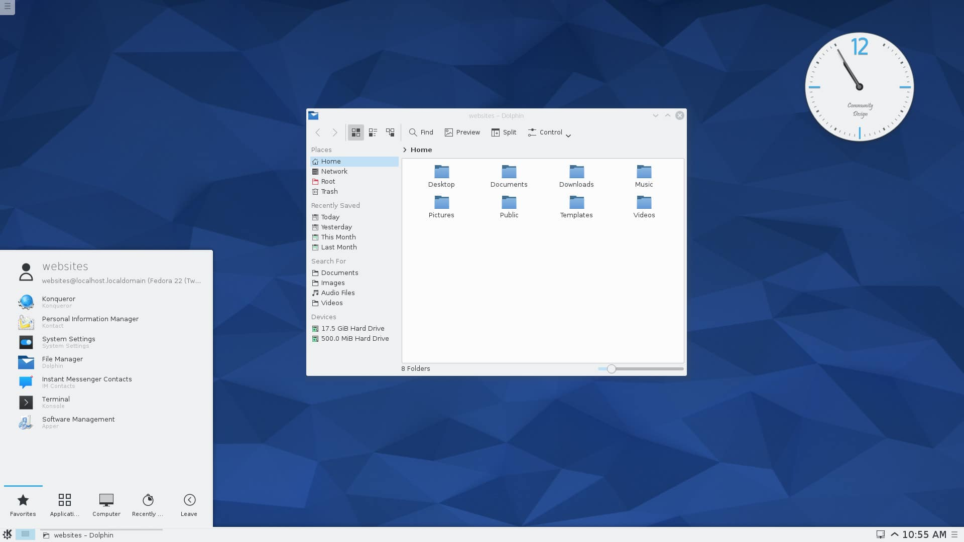 screenshot-kde