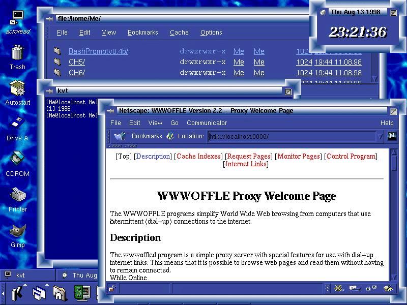 KDE-1.0-fedorafans.com