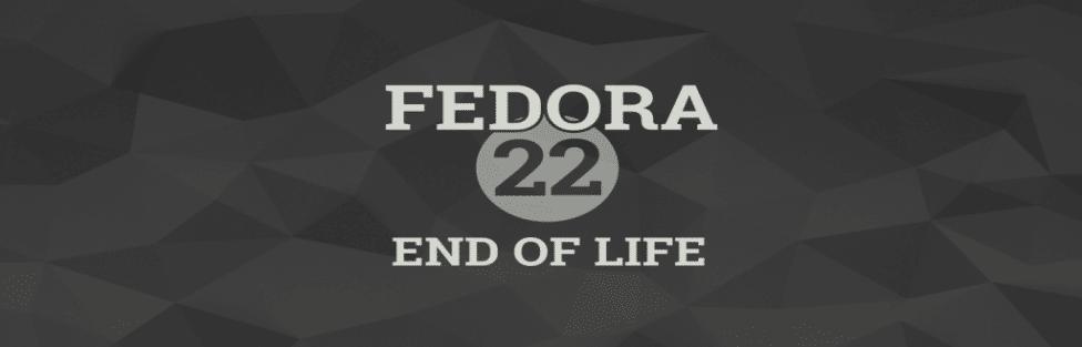 fedora22-eol