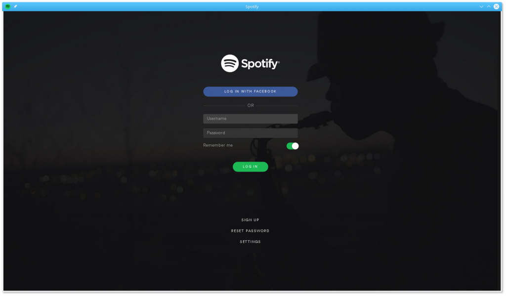 spotify-software