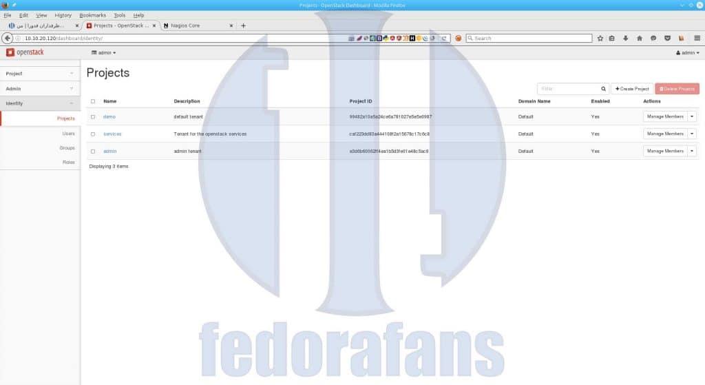 openstack-web-panel