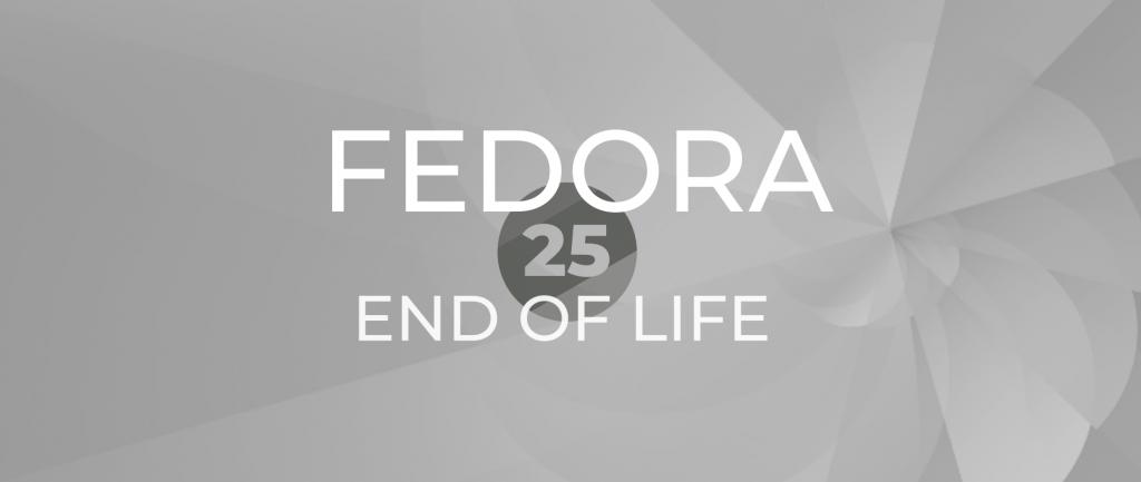 fedora25eol