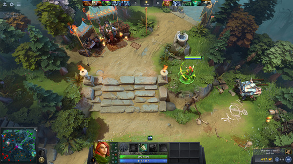 Dota2ScreenShot