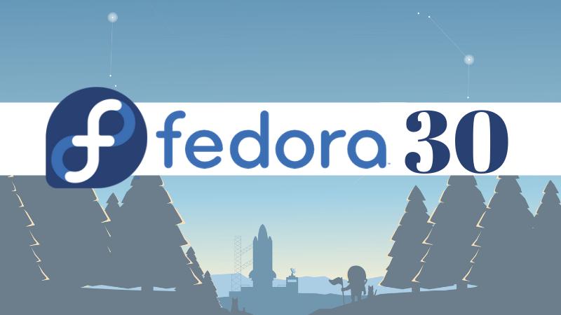 fedora-30