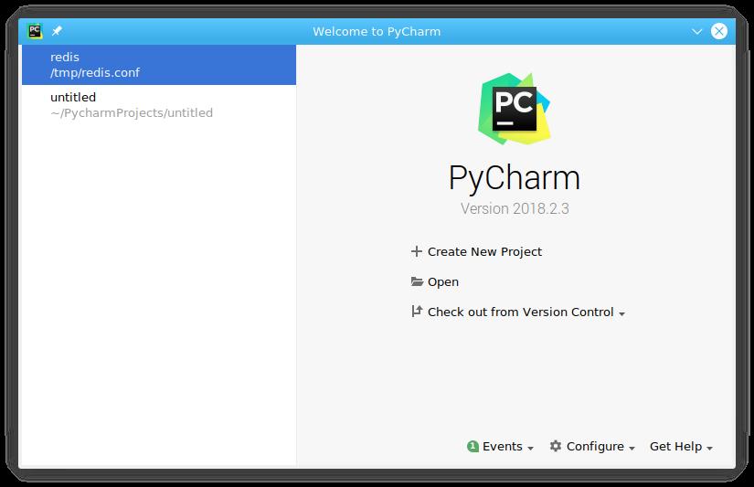pycharm-IDE