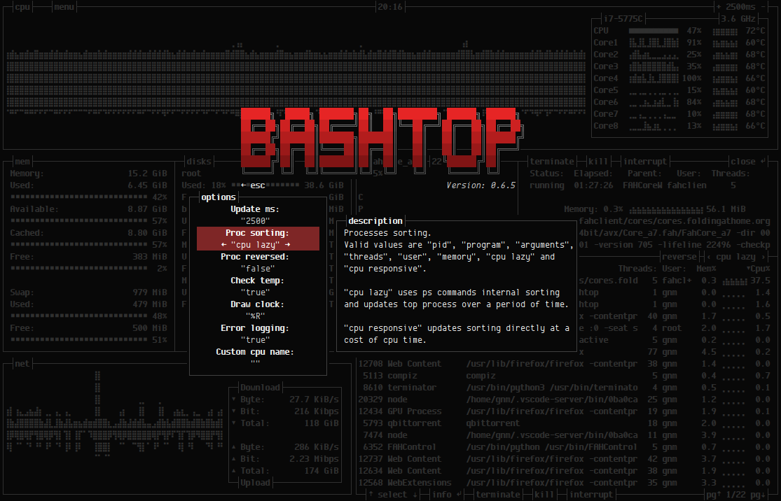 bashtop-options